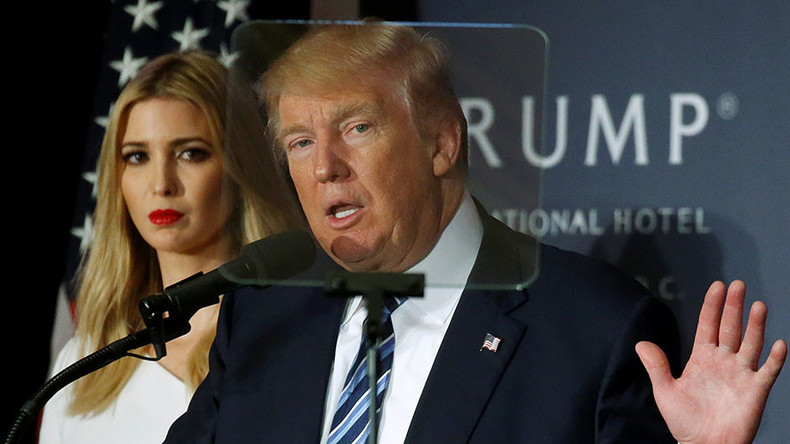 Ivanka encouraged Syria strike? Eric Trump hints this may be the case