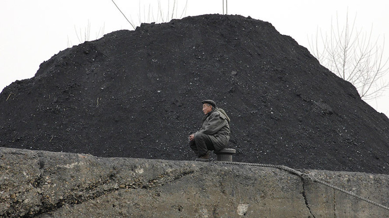 China rejects coal shipments from North Korea