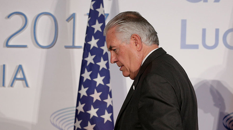 Why should US taxpayers care about Ukraine conflict? – Tillerson to French FM