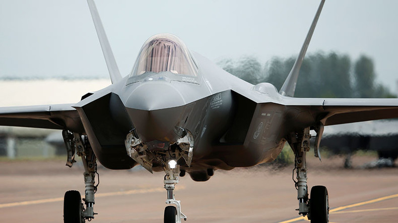 Pentagon calls for 5% cut in F-35 program – report