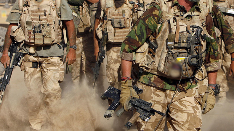 Britain refuses to confirm ISIS attacked special forces base in Syria