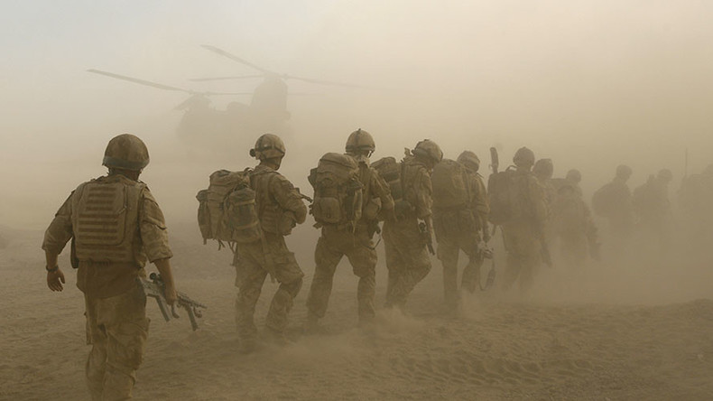 British 'secret warfare' unsustainable in information age – report