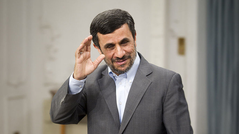 Defying the supreme leader? Ahmadinejad set to run for Iran presidency