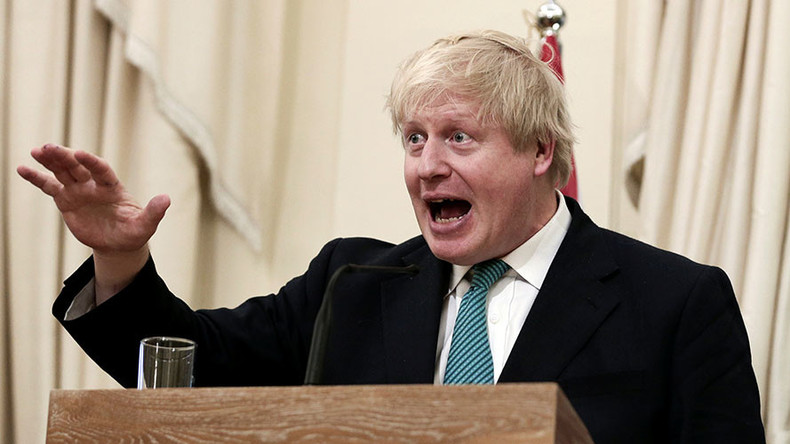 Boris Johnson under pressure at home & abroad over failed Russia sanctions push