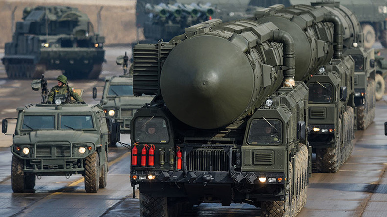 Russia successfully stepping up nuclear triad modernization – Defense Minister Shoigu