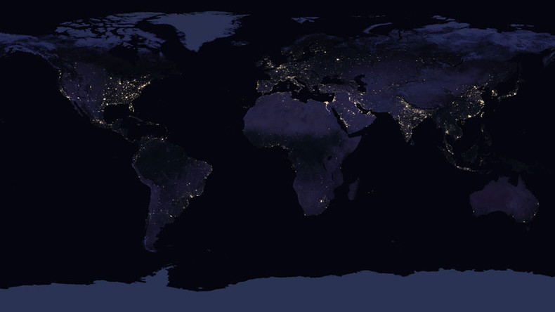 Earth at night: NASA releases stunning images of planet under moonlight (VIDEO)