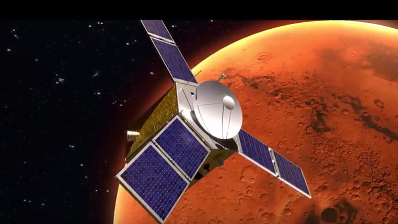 UAE launches space program to boost colonization of Mars by 2021