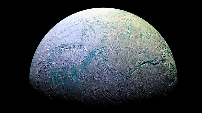 Saturn's moon Enceladus may support alien life - NASA (VIDEO)