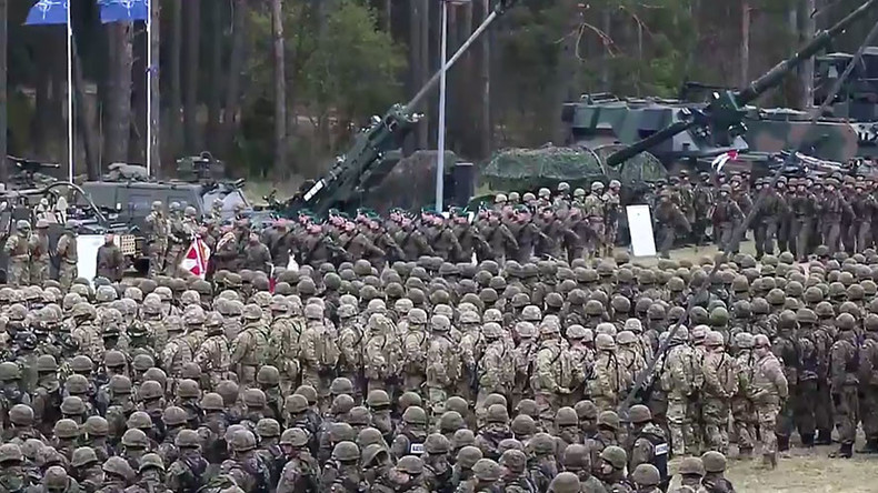 'Dream of generations': Poland officially welcomes US contingent of NATO's Russia-deterrent force