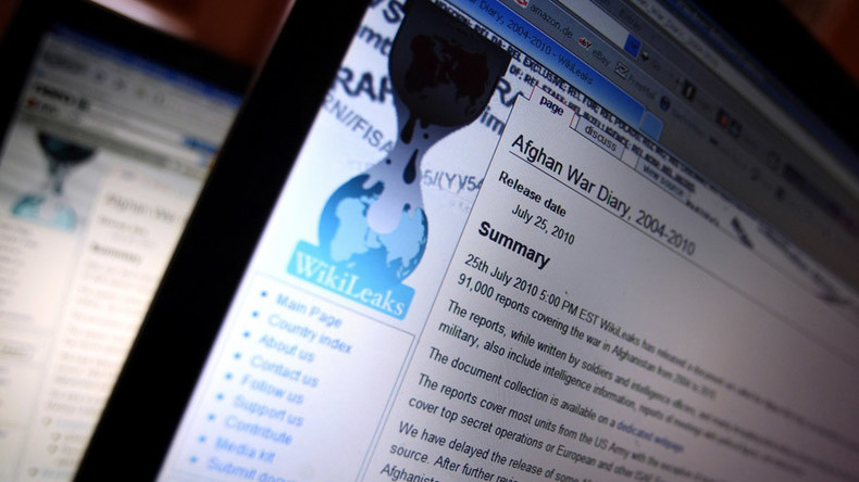 'Top secret CIA virus control system': WikiLeaks releases 'Hive' from #Vault7 series