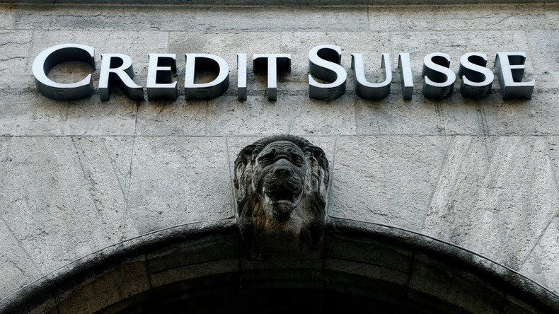 Credit Suisse execs to cut their bonuses 40% after shareholder backlash