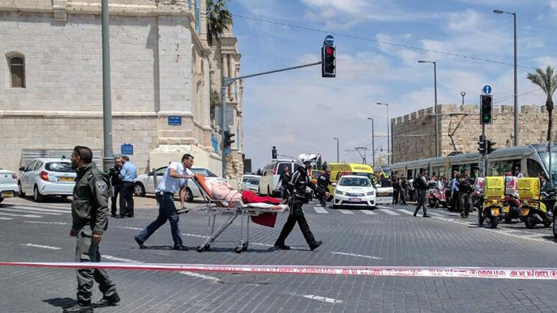 British woman stabbed to death by Palestinian in Jerusalem on Good Friday
