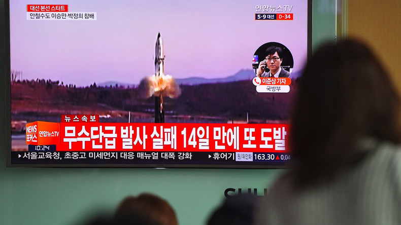 New Korean War may break out 'at any moment' – Chinese FM