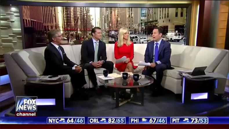 'What freedom looks like': Fox News gushes over US mega-bomb blast in Afghanistan