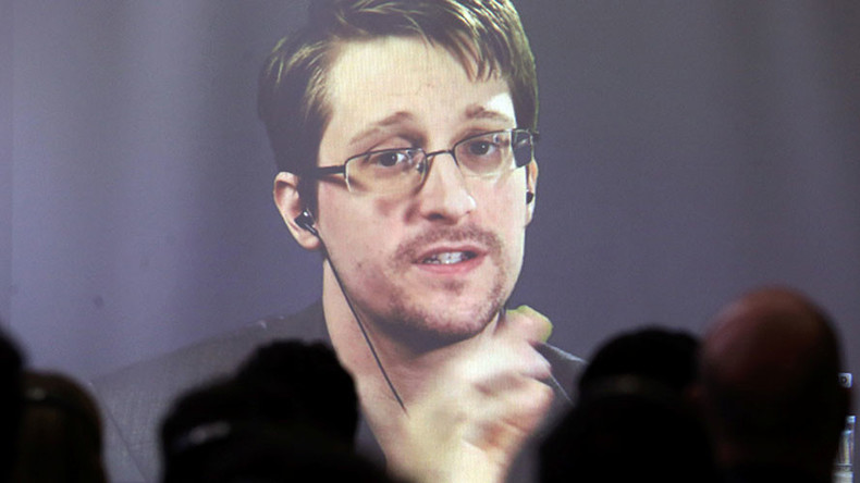 'Be brave. Be ready… to fight': Snowden addresses youth conference in Brazil