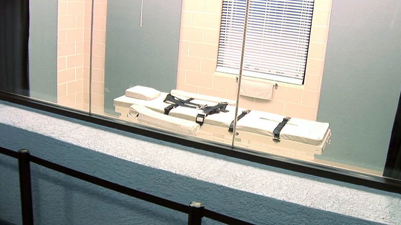 Judge blocks 6 executions in Arkansas after drugmaker protests lethal injection