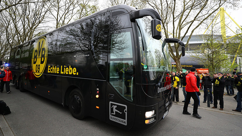Explosives in Dortmund bus attack could have come from German military – report