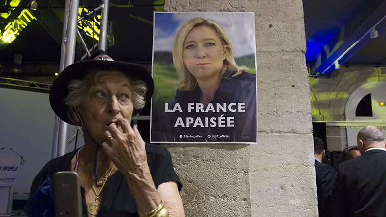 German president warns French voters against trusting Le Pen's 'siren songs' week ahead election