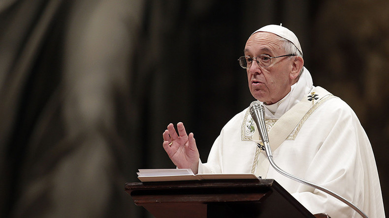 Pope Francis' Easter speeches shame world for growing 'accustomed to images of suffering'