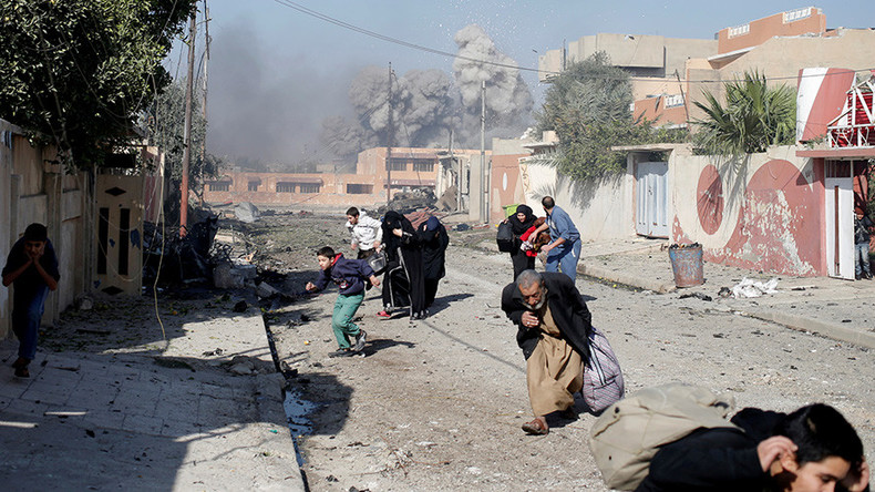 6 months of Mosul onslaught: Thousands of civilians killed in terrorist capital siege
