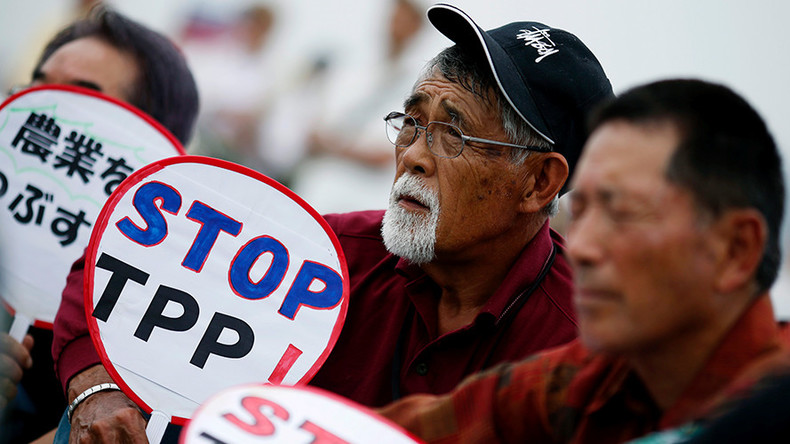 Japan seeks to salvage TPP after US withdrawal from trade deal