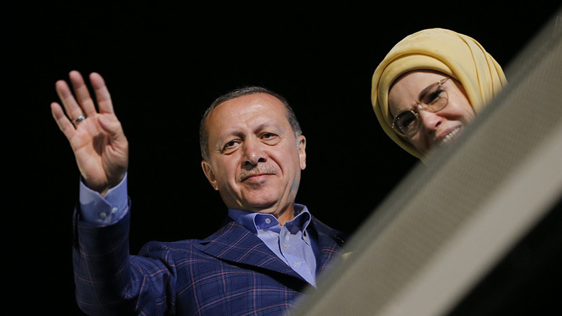 Erdogan says resumption of death penalty could be up for referendum next