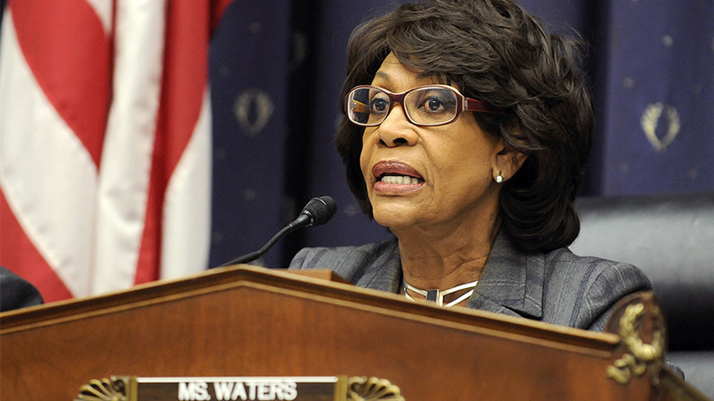 'People like Maxine Waters put Democratic Party at risk by proposing loony conspiracies'