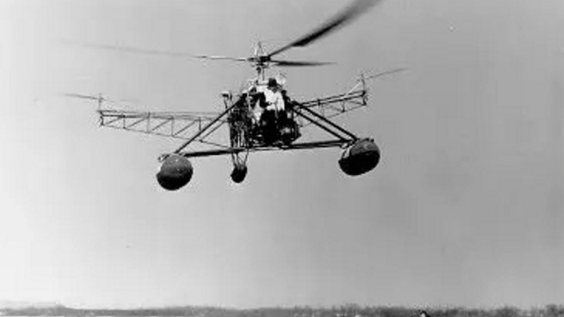 Another Sikorsky win: First practical amphibious helicopter (VIDEO)