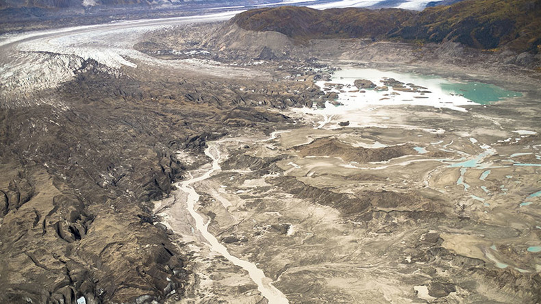 'River piracy' phenomenon taking place at 'breakneck speed,' climate change to blame