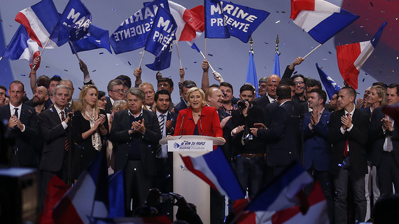 Le Pen vows to challenge 'savage globalization' in final push ahead of French presidential vote