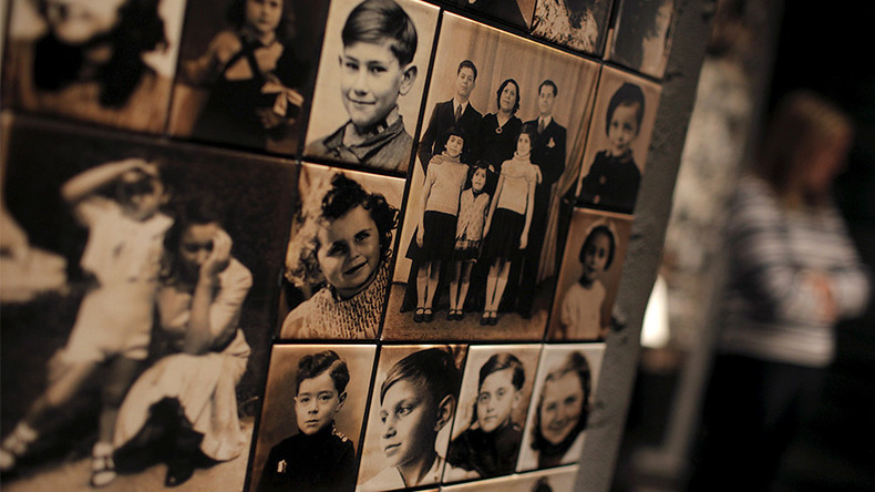 UN docs show 'allies knew of Holocaust years before' finding concentration camps