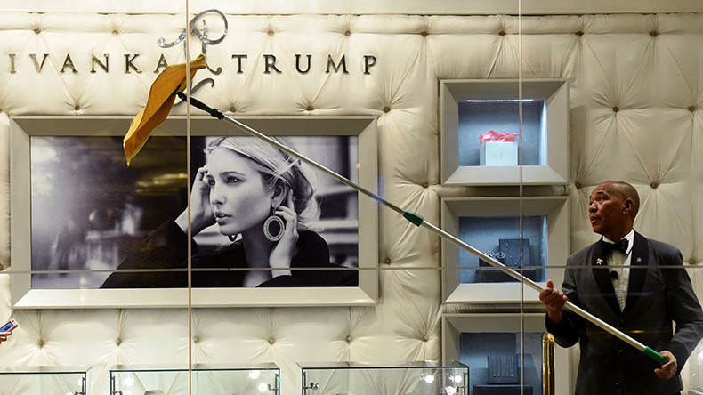 China approves 3 Ivanka trademarks on day she met President Xi Jinping