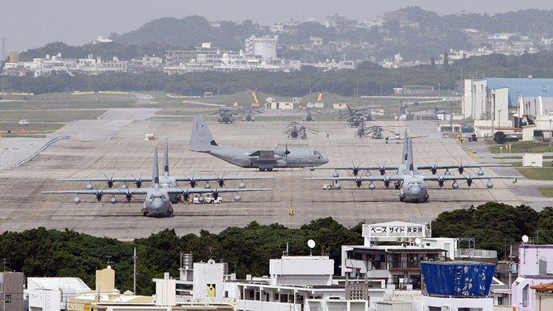 Banned chemicals contaminate groundwater near US bases on Okinawa
