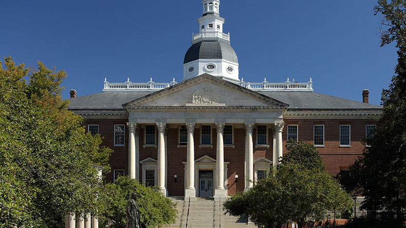 Maryland governor signs 'No means no' rape law, victims no longer need to prove resistance