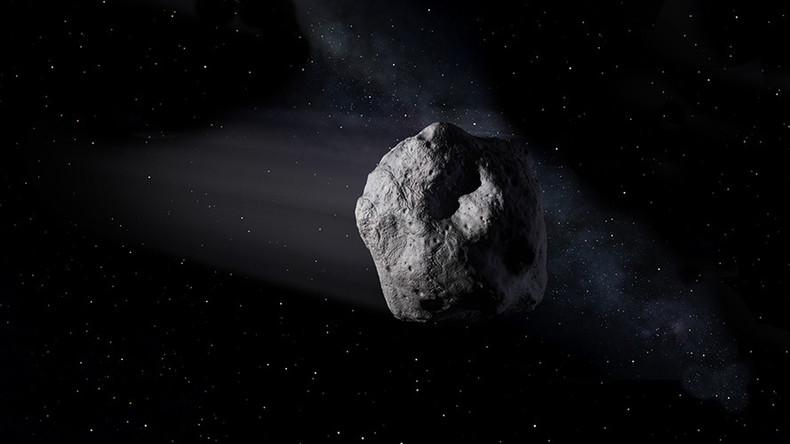 Whopping 2,000ft-wide asteroid on course to hurtle past Earth (IMAGES, VIDEO)