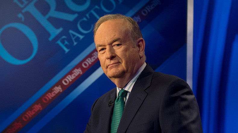 Bill O'Reilly sacked from Fox amid sexual harassment accusations (PHOTO, VIDEO)