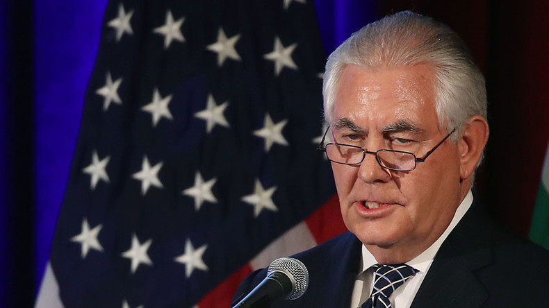 Tillerson warns 'unchecked Iran' could follow path of North Korea