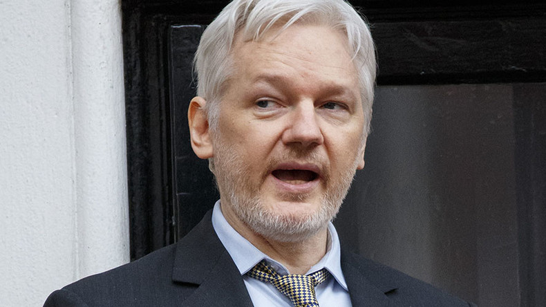 'All sorts of illegal actions by CIA': Assange blasts Pompeo for 'pre-emptive attack' on WikiLeaks