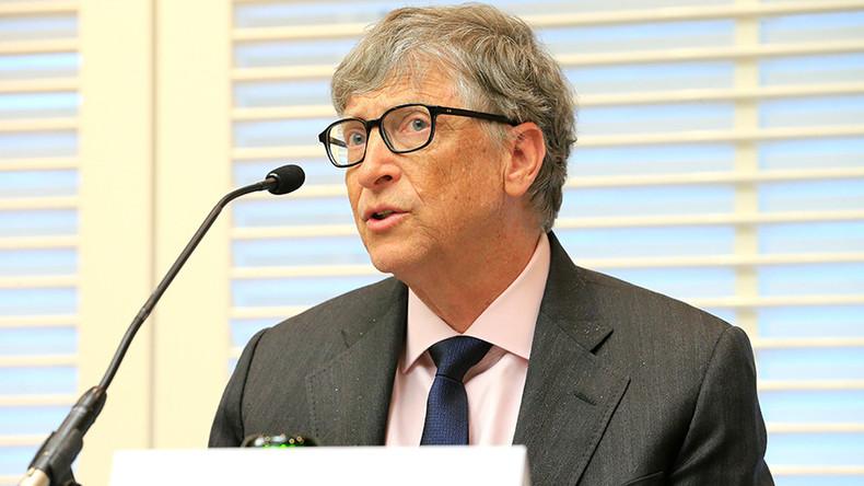 Bill Gates warns terrorists could weaponize smallpox