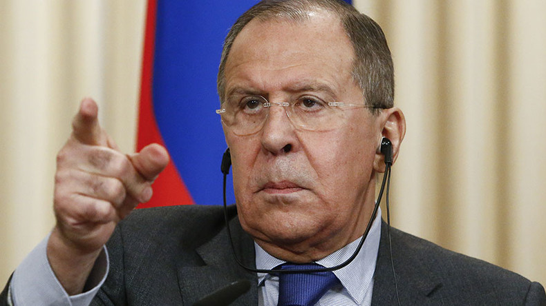 OPCW's block of on-site probe shows Western powers now aiming to oust Assad – Lavrov