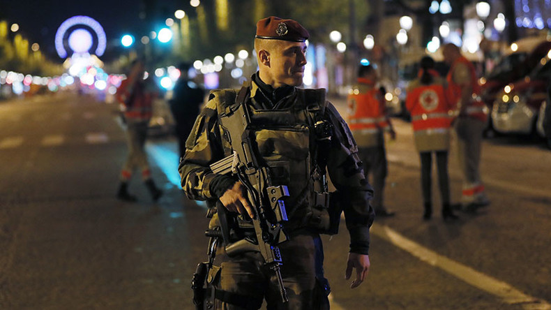 Man flagged for possible links to Paris shooting turns himself in to Antwerp police