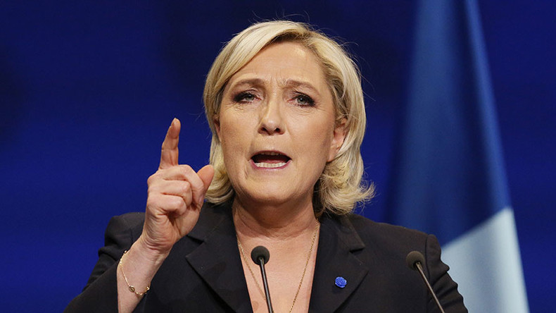 Restore France's borders, expel foreign nationals on watchlist – Le Pen to French govt