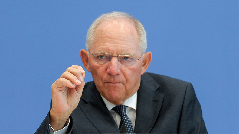 Calling Germany a 'rogue' economy is 'bulls**t' – finance minister