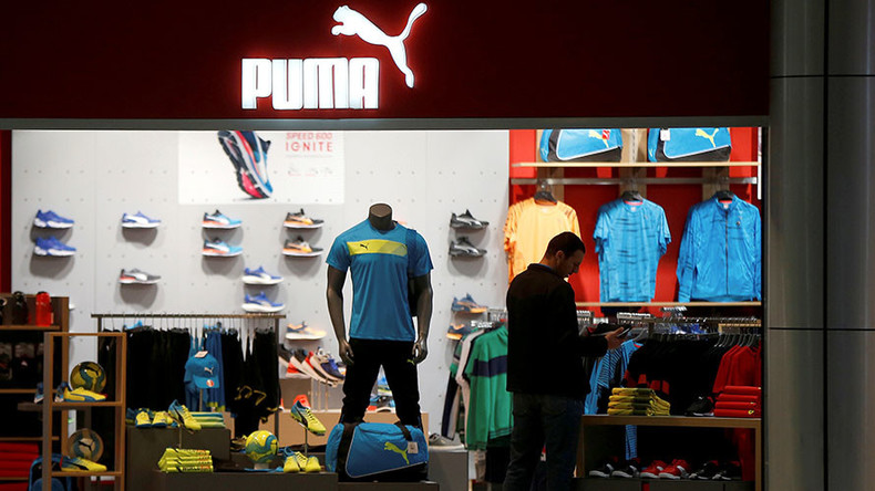 Puma fined in China for local logo infringement