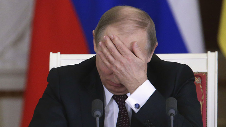Hackneyed specter of bogeyman Putin becomes election weapon for Tories