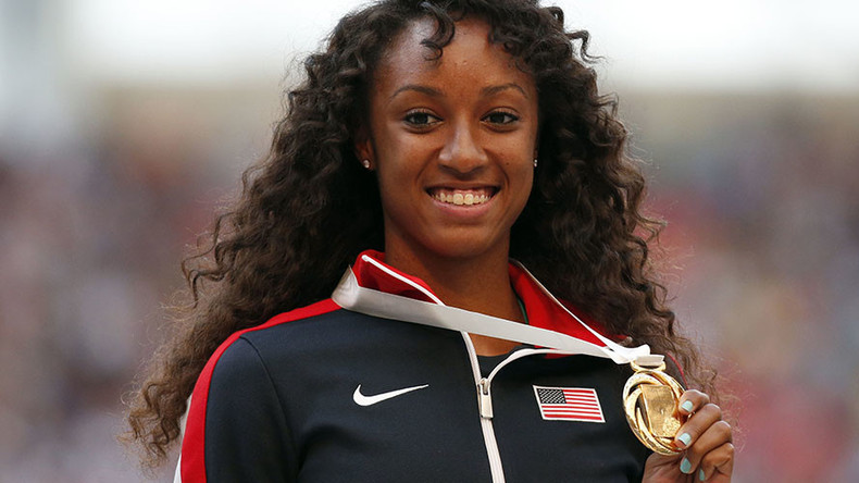 US Olympic champ banned for year after missing drugs test while at Obama meeting