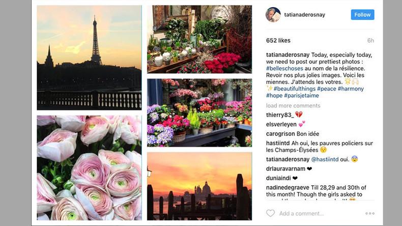 Beauty VS terrorism: #BellesChoses trends on Twitter after Paris shooting