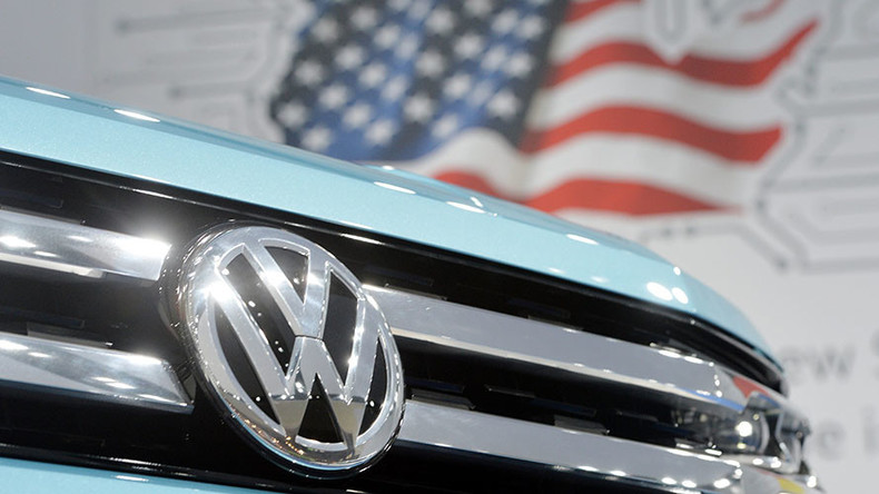Volkswagen to pay $2.8 bn fine in diesel emissions scandal