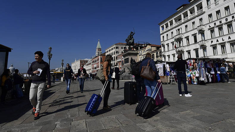 Tourist go home! Europe's dream destinations at risk