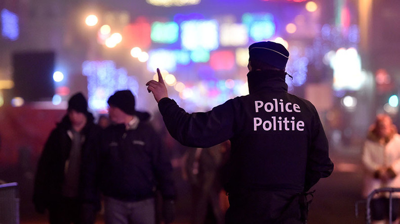 5 terrorist suspects arrested in Brussels after arms, ammo & drugs seized in police raids